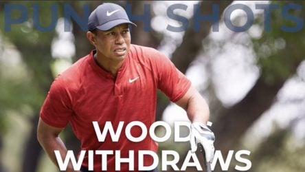 tiger woods withdraws arnold palmer invitational