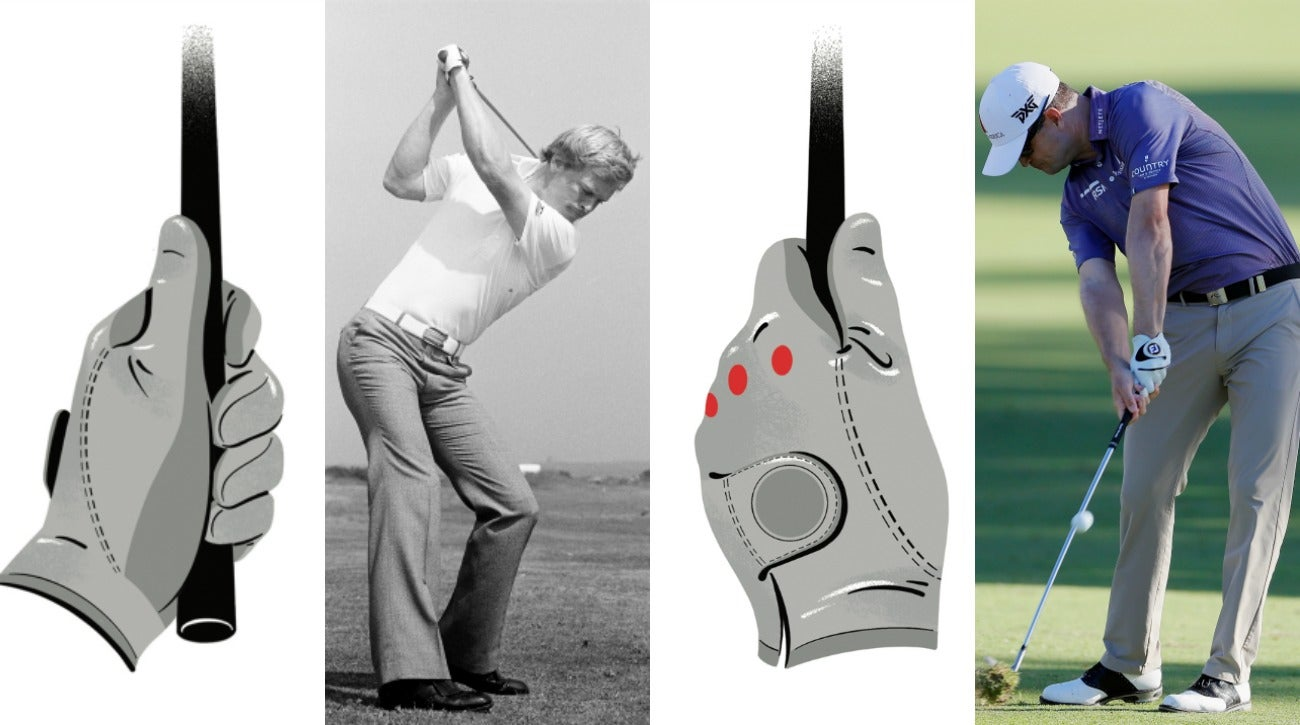 Golf Grip cheat sheet: Do you have the correct grip for your swing? - Golf