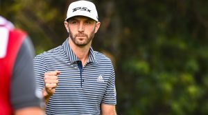 World golf rankings: Dustin Johnson retakes No. 1
