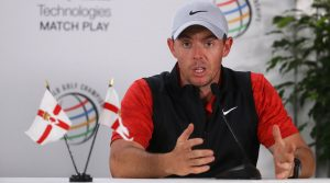 Fan behavior: Rory McIlroy complains about unruly spectators