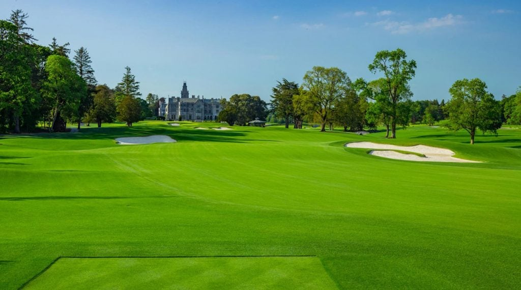 Adare Manor has played host to the Irish Open before.