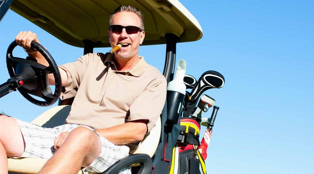 We'll teach you how to handle your golf cart like a boss.