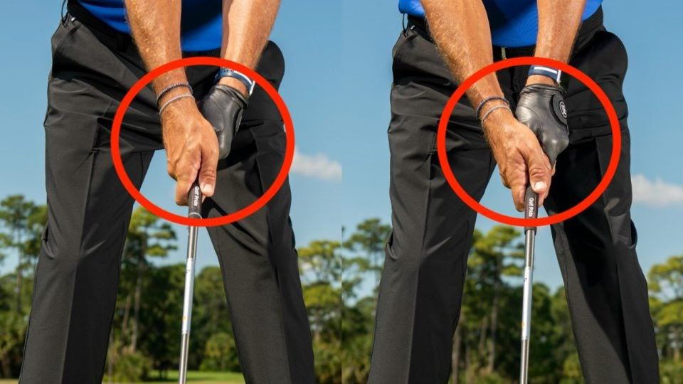 This is the No. 1 problem for golfers who can't break 80 - Golf Grip