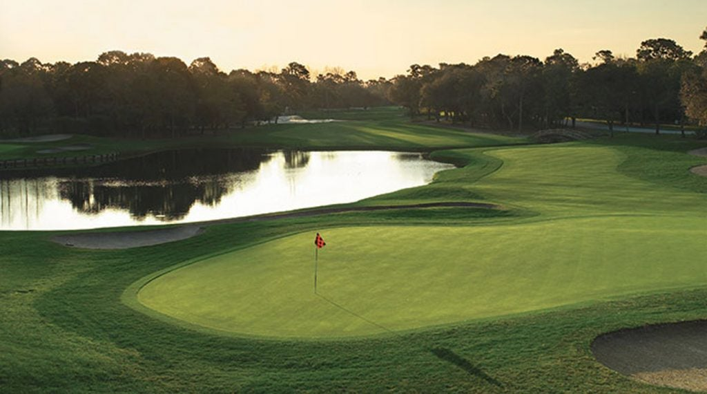 The Copperhead Course is one of the most difficult tracks to play on the PGA Tour.