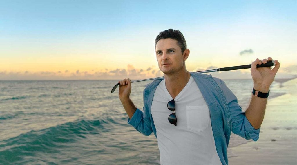 Justin Rose, at 38, is playing the best golf of his life.
