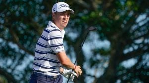 New golf rules anger Justin Thomas at Honda Classic