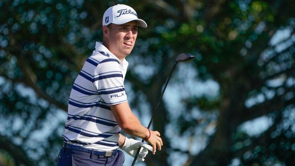New golf rules anger Justin Thomas at Honda Classic