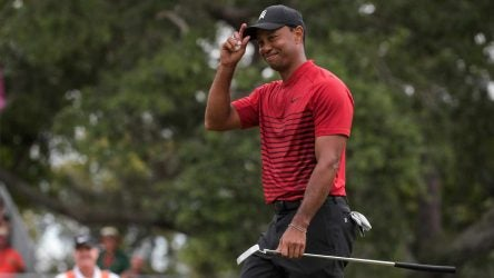 Match Play Strategy: Tiger Woods has won three titles in his career