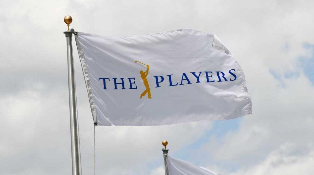 Players championship tee times