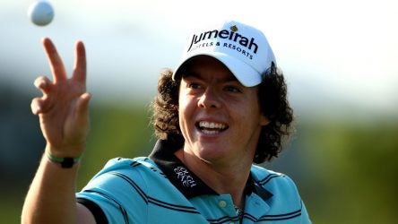 Rory McIlroy underage drinking: 2009 Players Championship