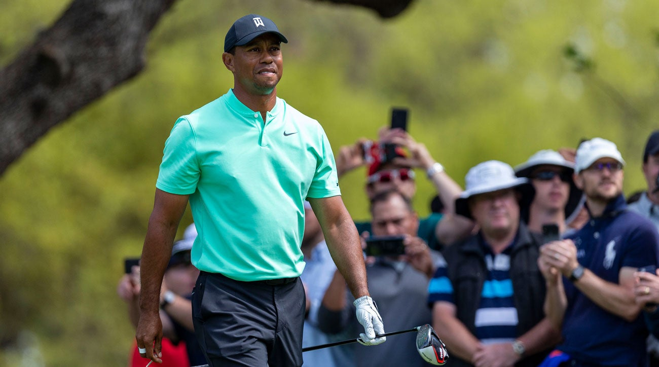 tiger woods needs help to qualify for the weekend at the wgc match play