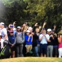 Tiger Woods caddie Joe LaCava rips hat off fan's head