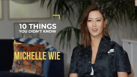 lpga fun facts michelle wie