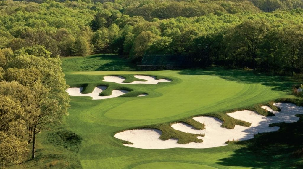 Bethpage giveth and taketh away from many New Yorkers.