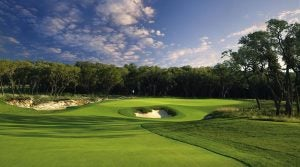 TPC San Antonio has two championship courses for golfers to choose from.