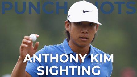 pga tour golfer rare occurence