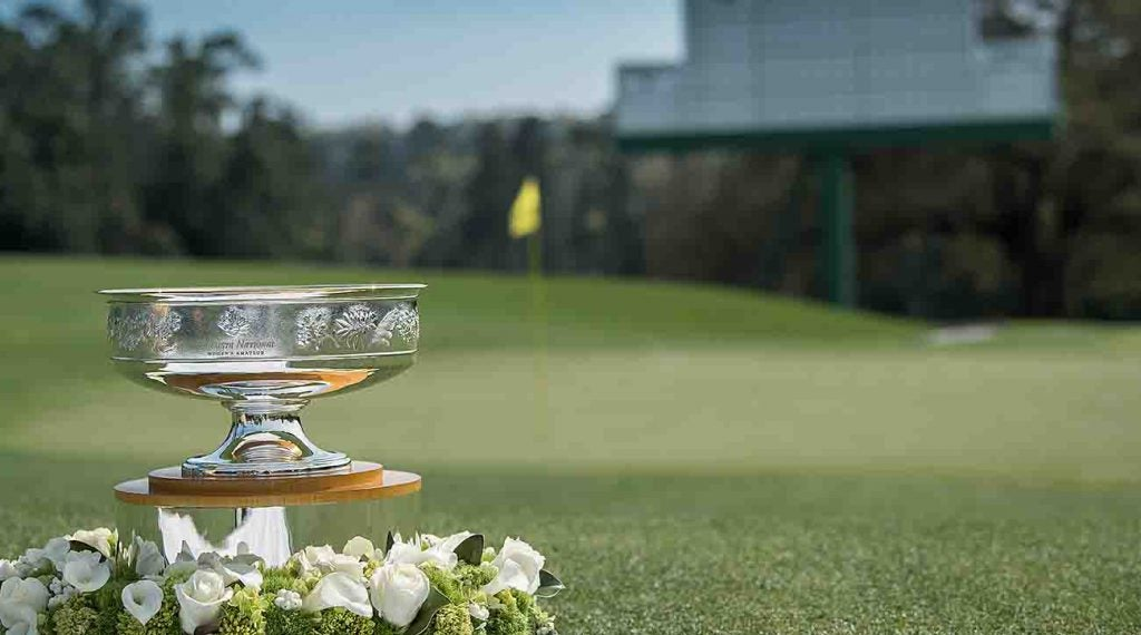Saturday's winner will etch her name on a fresh new trophy.