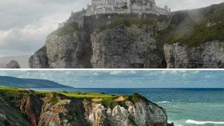 Game of thrones golf cabot cliffs