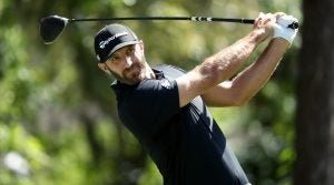 You won't find Dustin Johnson's new driver shaft at retail.