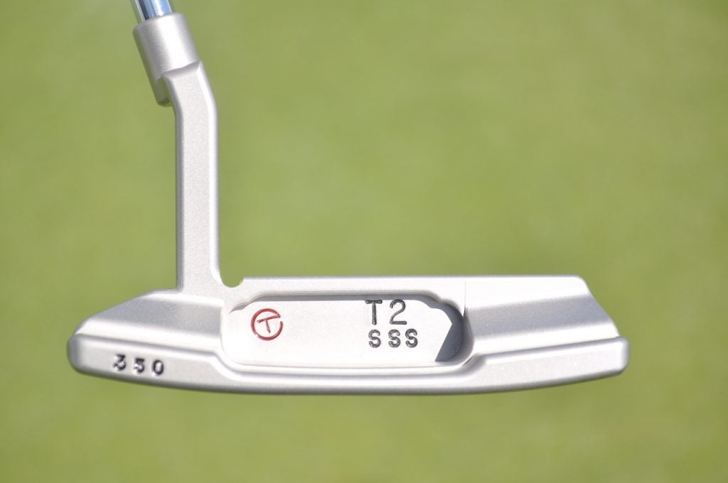 Scotty Cameron's iconic Circle T logo was originally added to shipping boxes to ensure they went to the correct tour.