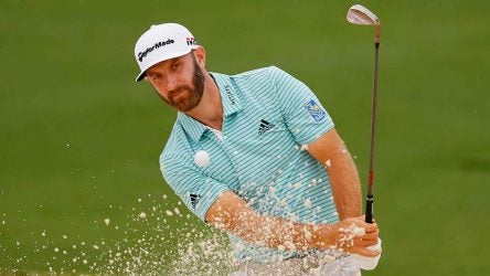 Dustin Johnson, 2019 Masters