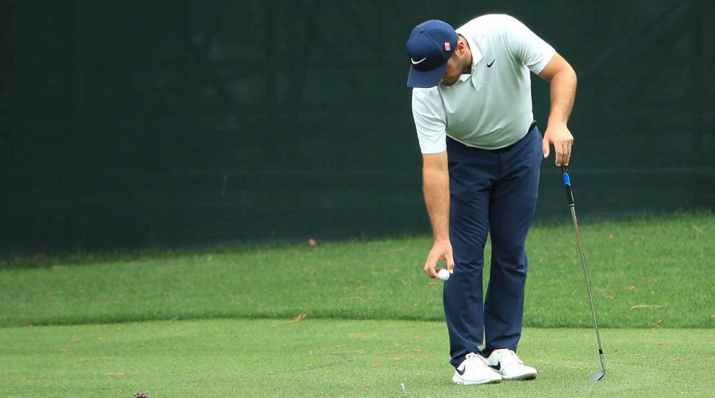 Francesco Molinari had two big-time miscues down the stretch that cost him a chance at the 2019 Masters.