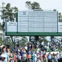 Masters first round weather