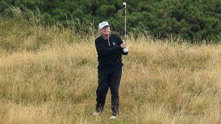 Mueller Report golf