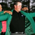 Masters Green Jacket Ceremony