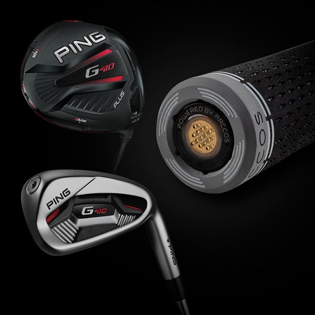"""When players purchase a """"smart set"""" from Ping, it includes a free 90-day trial of a dedicated Ping version of Arccos Caddie."""