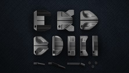 PXG's Gen2 putter line consists of eight unique head shapes.