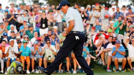 Phil Mickelson Masters