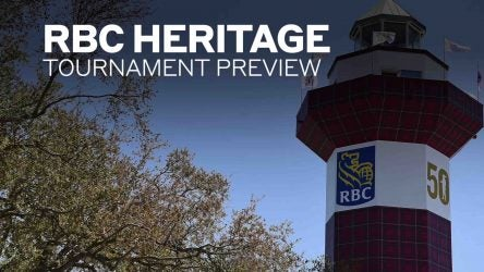 Lighthouse at RBC Heritage