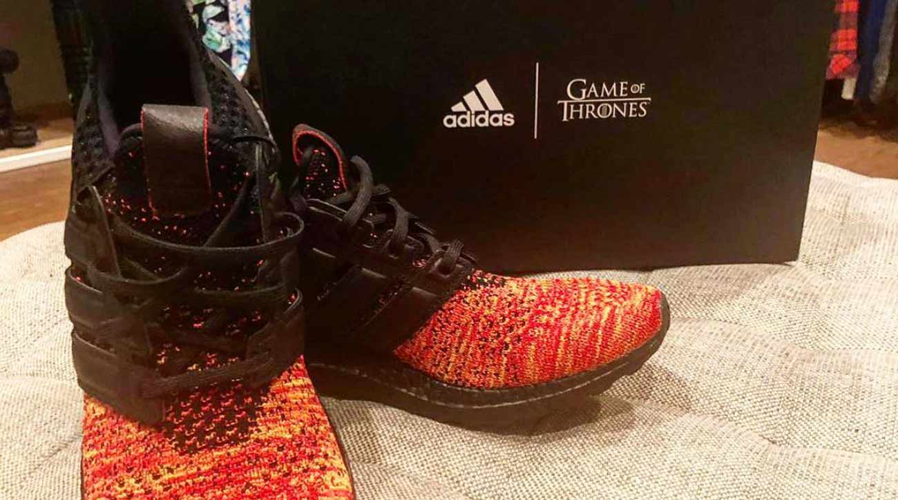 64052ac3a3df5  Fire and Blood   Sergio Garcia shows off new Game of Thrones Adidas shoes