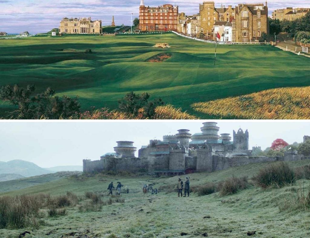 St. Andrews and Winterfell each play host to classic venues.