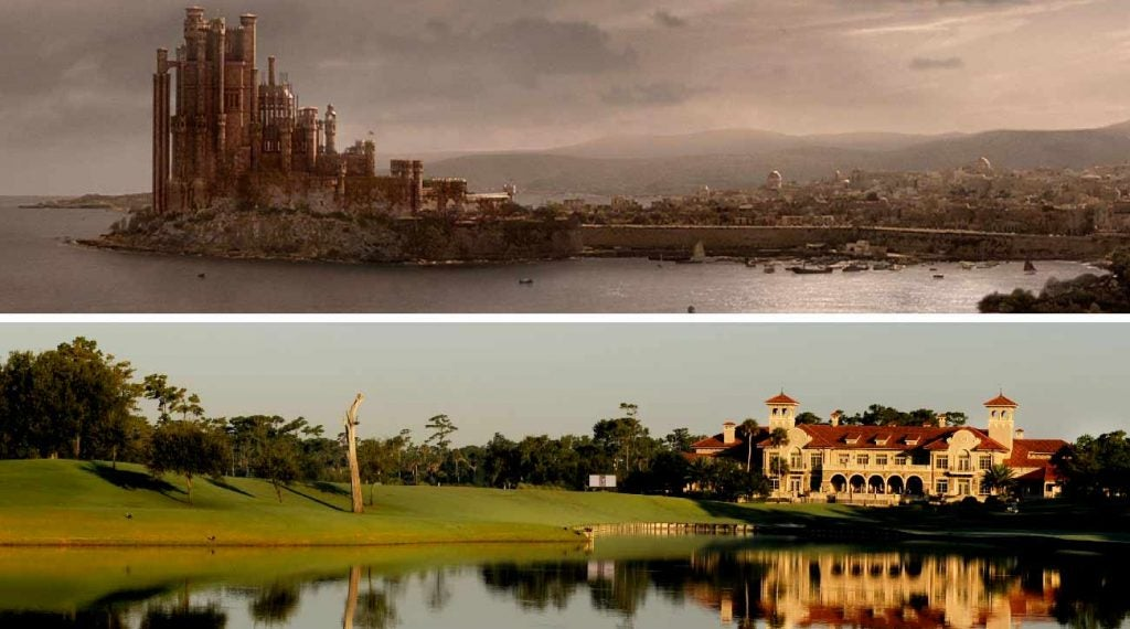 The Red Keep would make for a heck of an iconic clubhouse.