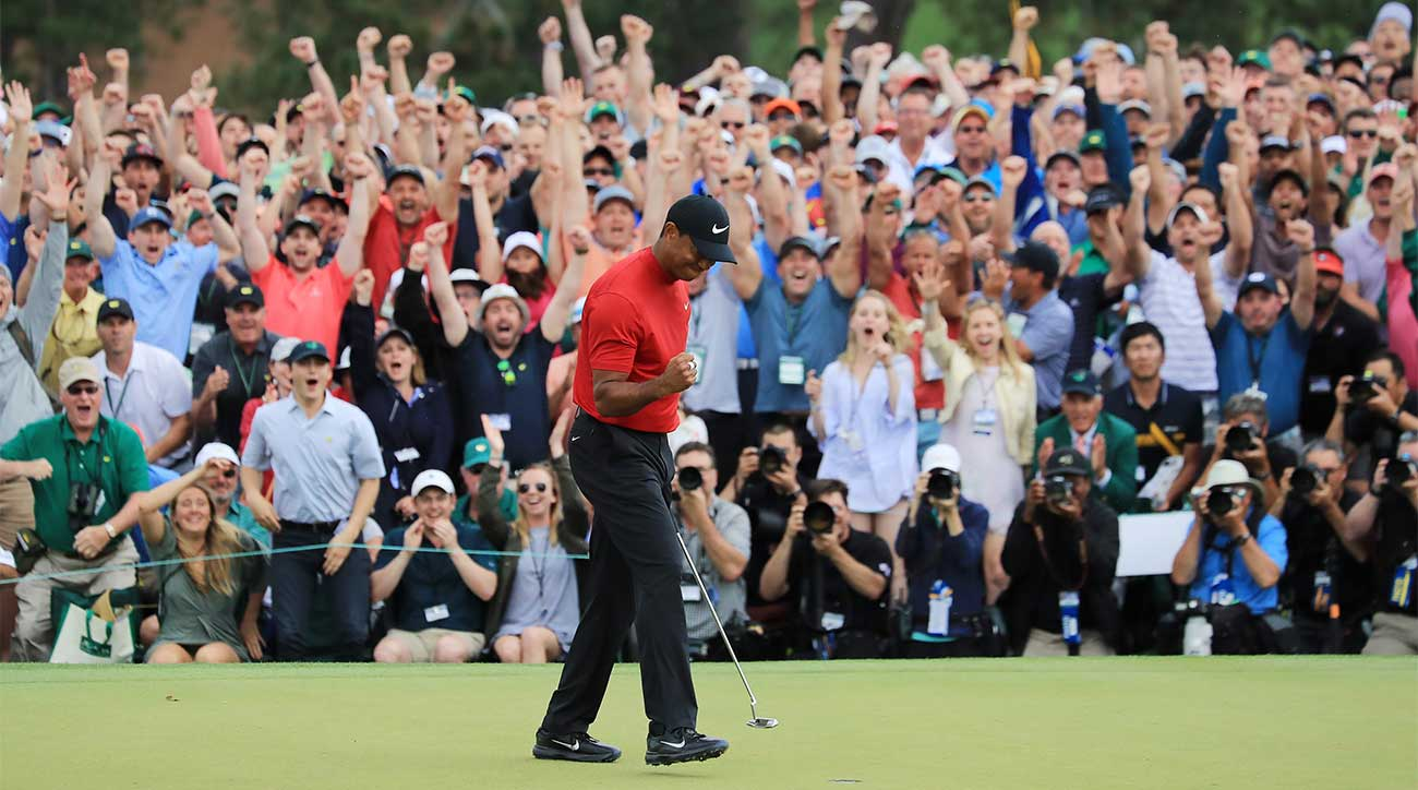 073814f7d2fdf Tour Confidential  Who most stands to benefit from Tiger Woods  Masters  win  (Other than Tiger!)