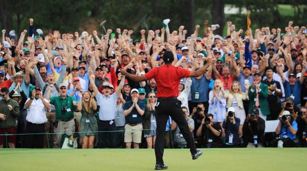 La plupart des joueurs pensent que la victoire de Tiger en Masters 2019 ne sera pas son dernier titre majeur.