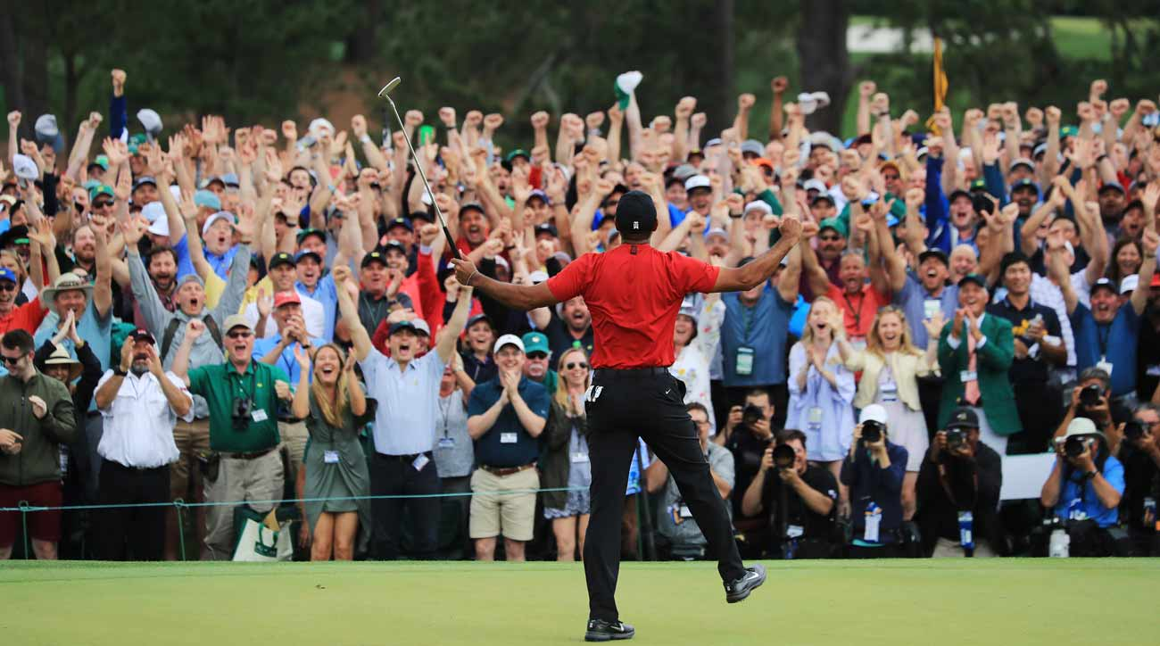 18f1a280 Masters 2019: Why Tiger Woods's win really, truly matters