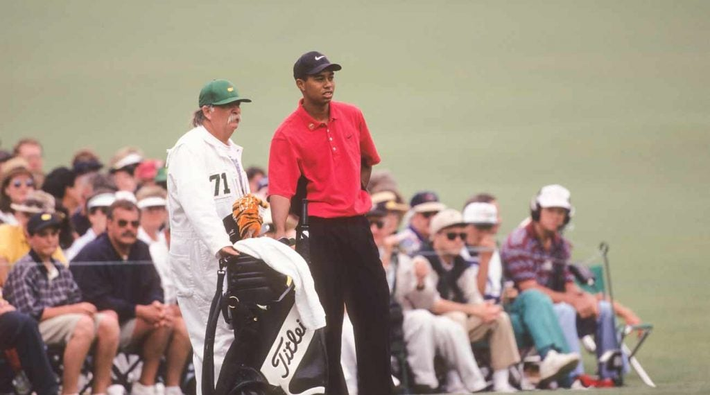 Tiger Woods has seen a number of changes in Augusta since his win in 1997.