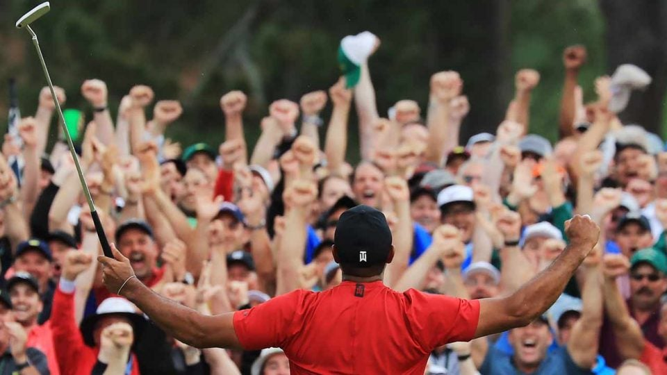 How Tiger Woods' Masters win impacted TaylorMade and Bridgestone