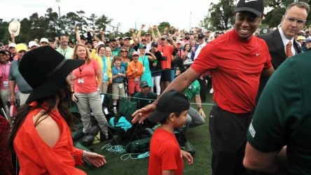 Tiger Woods Family Masters