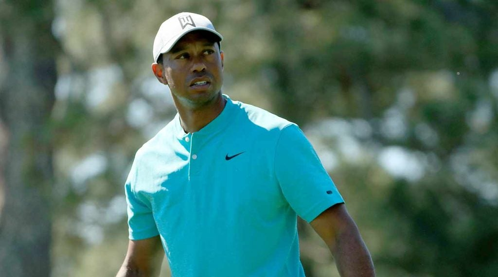 Sorry, Tiger. You may well be a strong Masters pick, but at these odds, we'd better stay away.