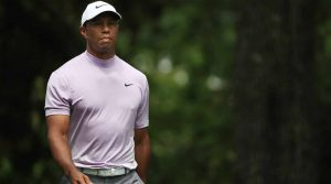 Tiger Woods Masters Scores Saturday