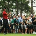 masters scores tiger woods sunday