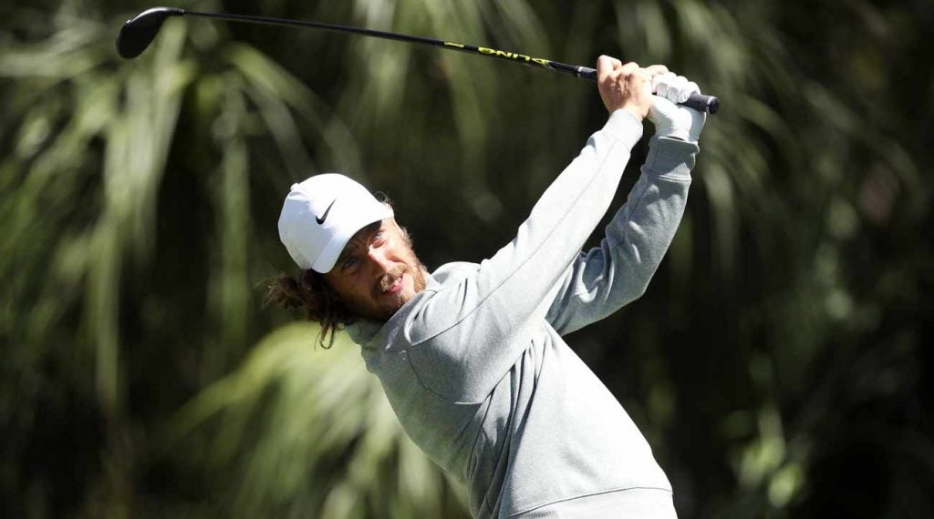 Tommy Fleetwood has added a Ping 7-wood to his bag.
