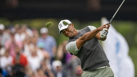 Tiger Woods comes into the Masters with 14/1 odds to win.