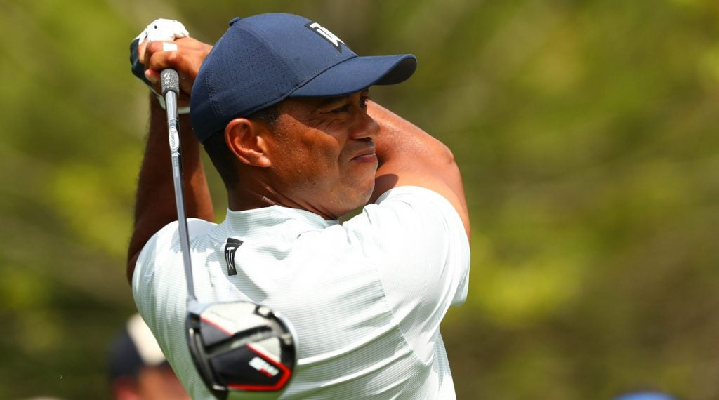Fans of Tiger Woods took to social media to showcase their displeasure over the delay in live coverage of Big Cat's group during Friday's second round of the Masters.