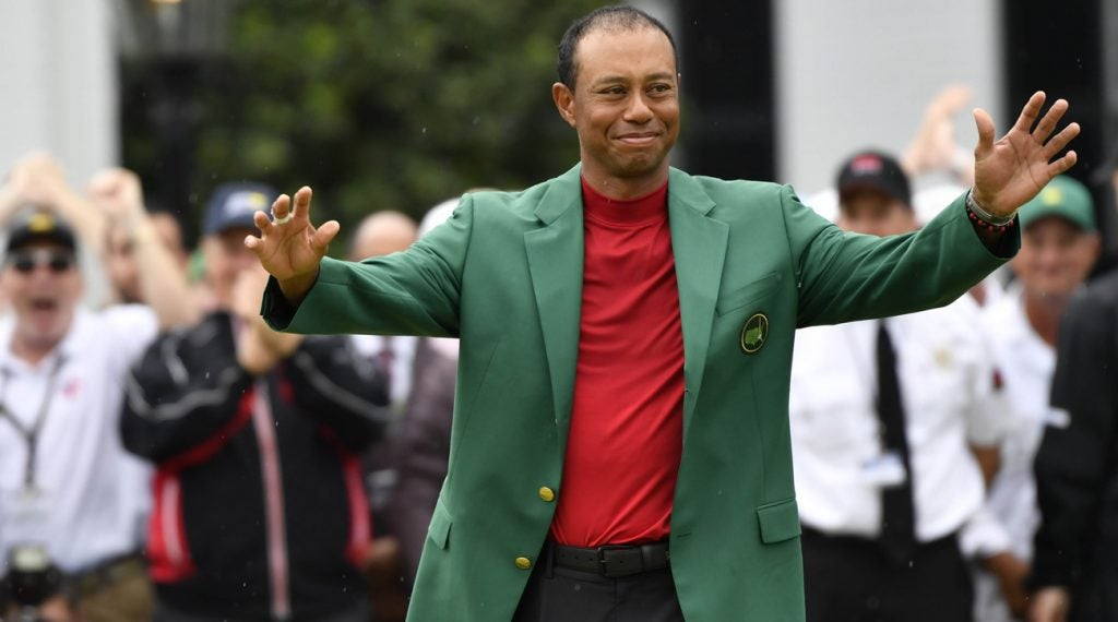 Tiger Woods proved everyone wrong by winning his fifth Masters title.