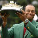 President Trump Tiger Woods